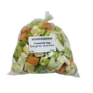 Casserole veg