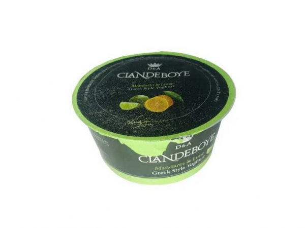 Clandeboye estate mandarin & lime