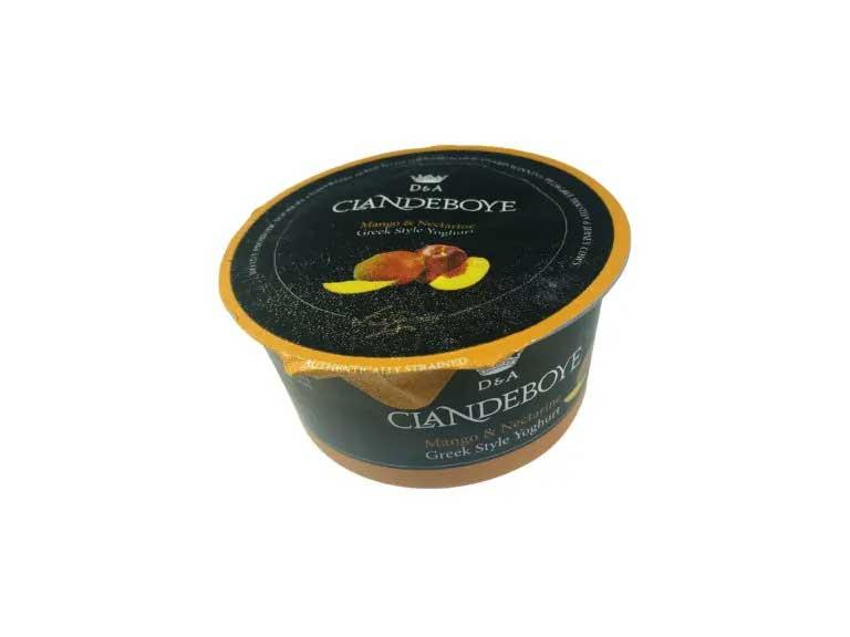 Clandeboye estate mango & nectarine