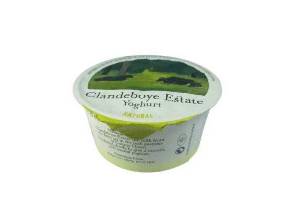 clandeboye estate natural yoghurt