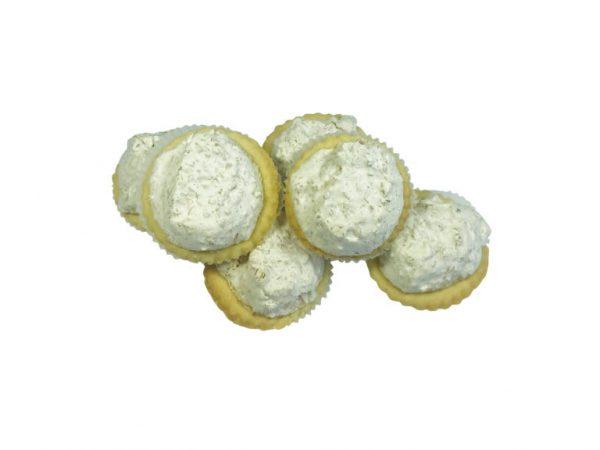Coconut Cheesecakes
