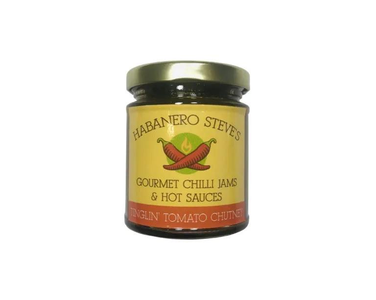Habanero Steve's Tanglin' Tomato Chutney