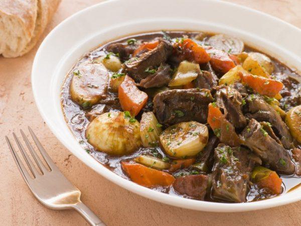 Homemade Beef Caserole
