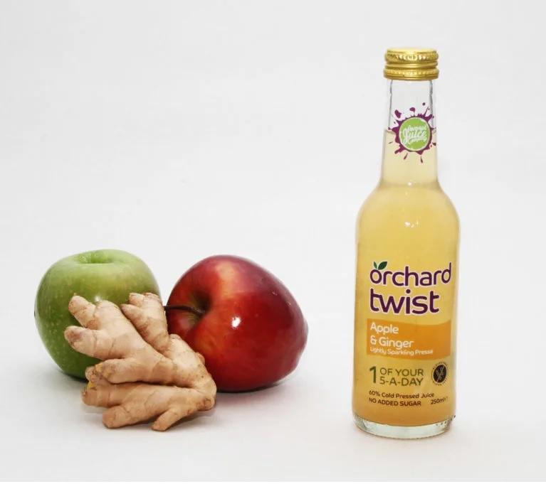 Orchard Twist Apple & Ginger