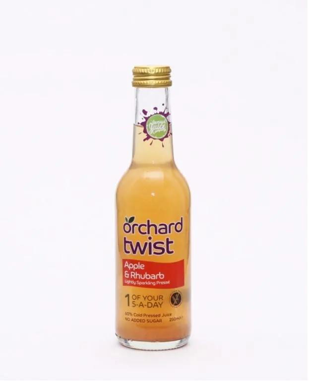 Orchard Twist Apple & Rhubarb