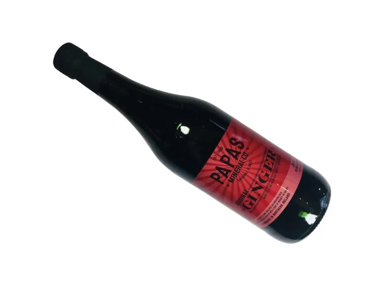 Papas Original Ginger Wine