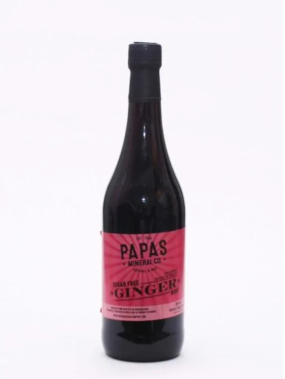 Papas Sugar Free Ginger Wine