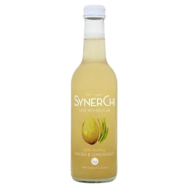 Synerchi Kombucha Ginger & Lemongrass