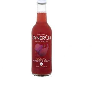 Synerchi Kombucha Raspberry & Rosehip