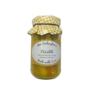 Traditional Piccalili