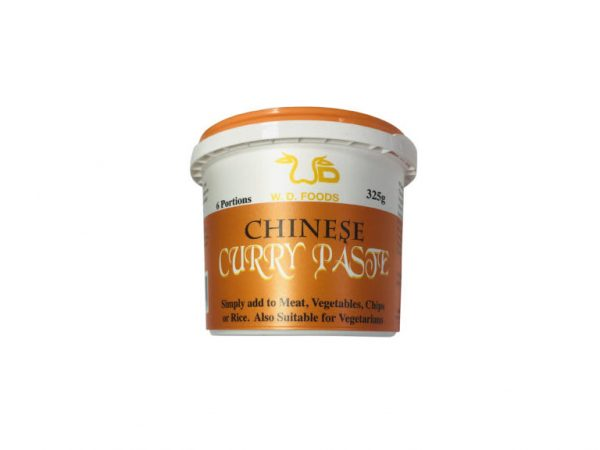 Chinese Curry Paste