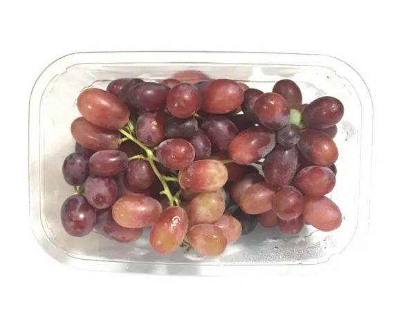 Red-grape-punnet